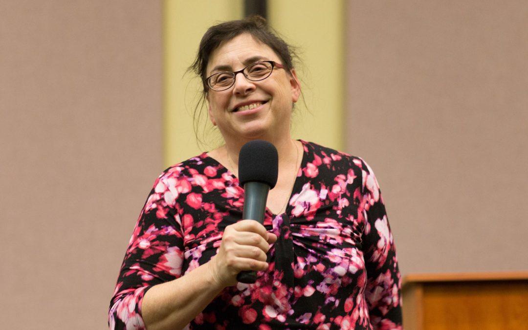 Author Caryn Mirriam-Goldberg